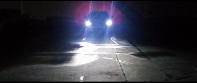 Nissan Altima Retrofit Hella5 bi xenon projector