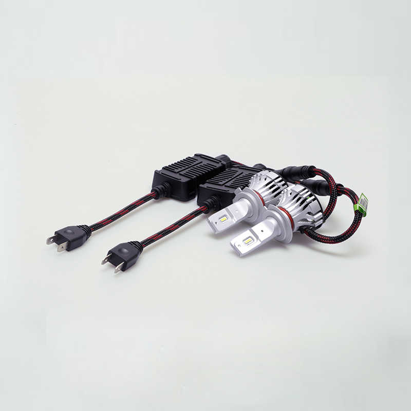 H7 Auto Aftermarket LED Headlight Upgrade Bulbs Factory Wholesale
