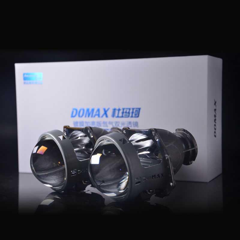 Aozoom Domax High Brightness 3-Inch HID Bi-Xenon Projector Headlight Lens
