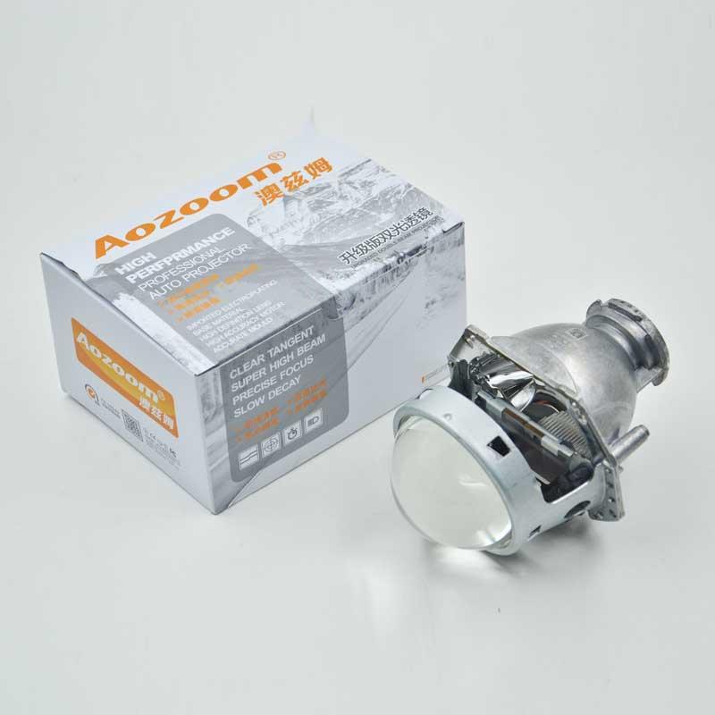 Aozoom Hela 5 Optical 3-Inch Bi-Xenon Projector Headlight Lens