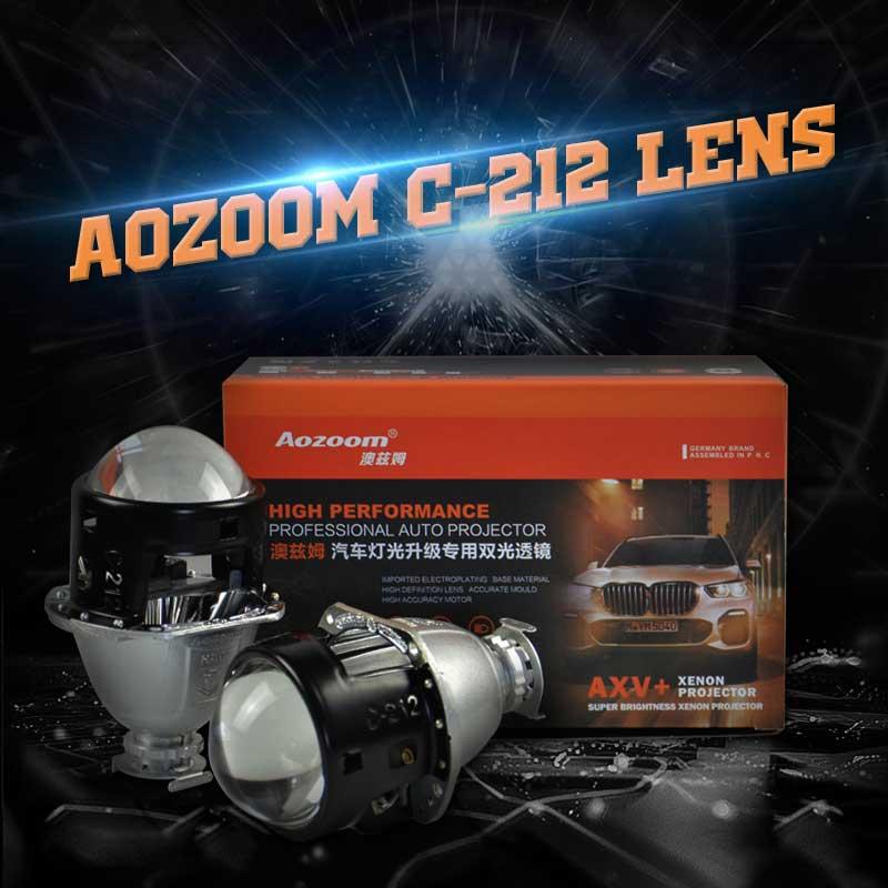 Aozoom H1 2.5-Inch Bi Xenon HID Projector Lens | Using H1 Bulb