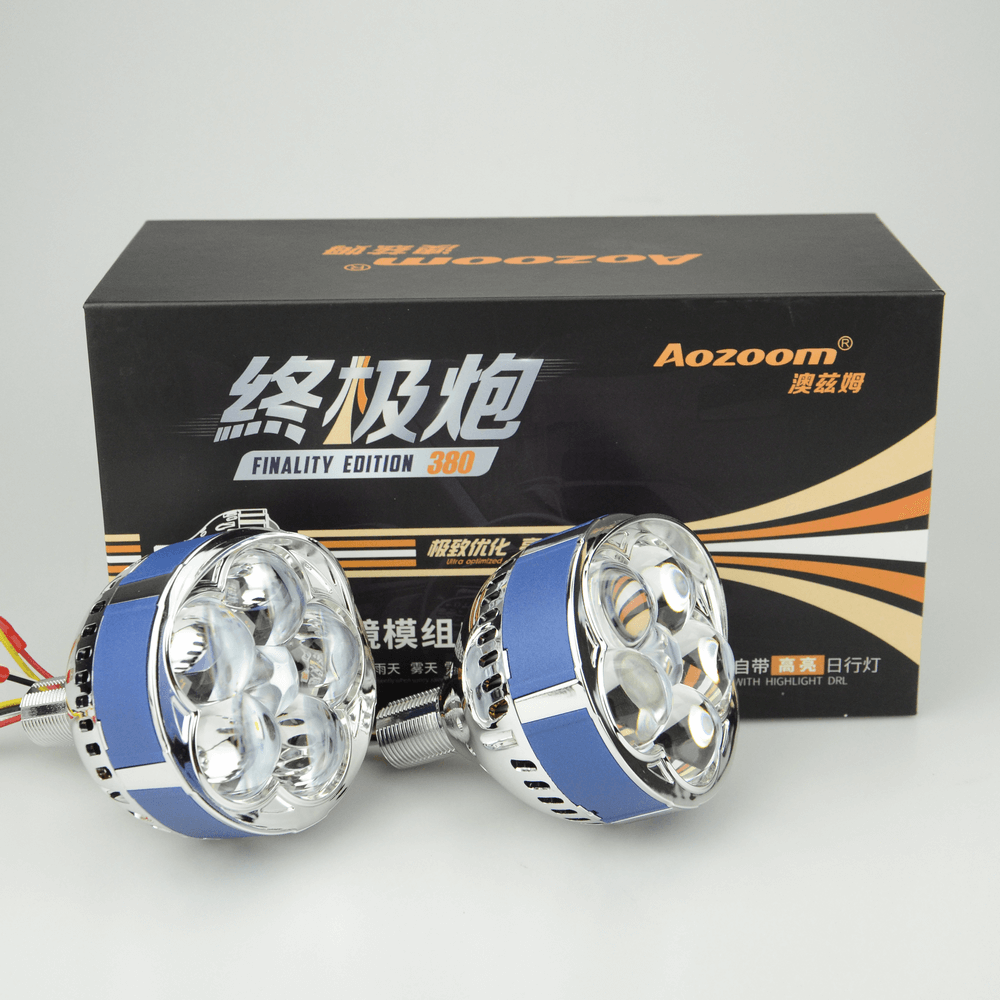 Aozoom LED ALPS-04  LED High Beam Lens Module