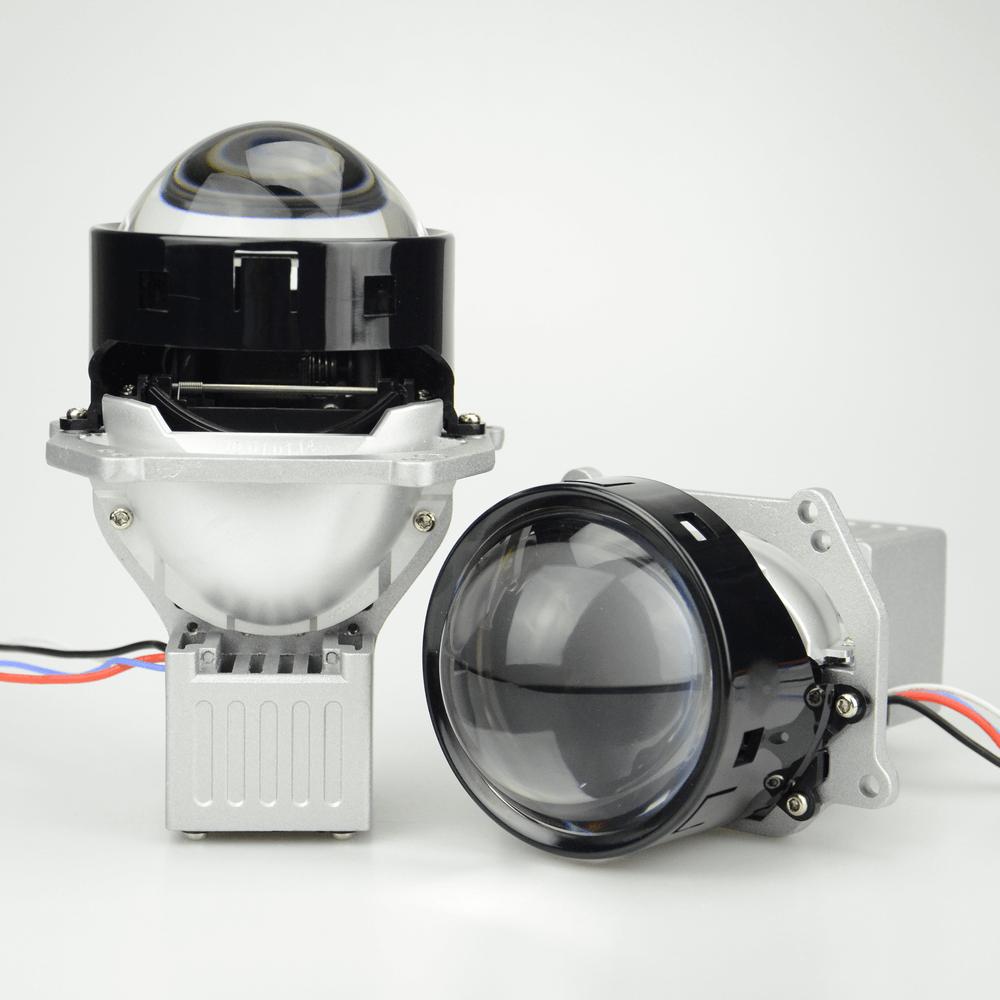 Aozoom AAPD-02 Laser-3-Inch Bi-Led Projector Headlight Lens | 50 Watt High Power