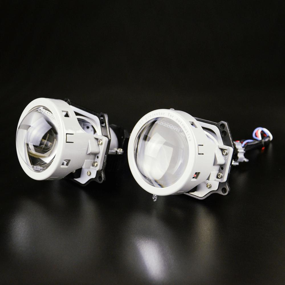 Aozoom A3 MAX 3-Inch Bi-Led Projector Headlight Lens | 35 Watt 3200 Lumens