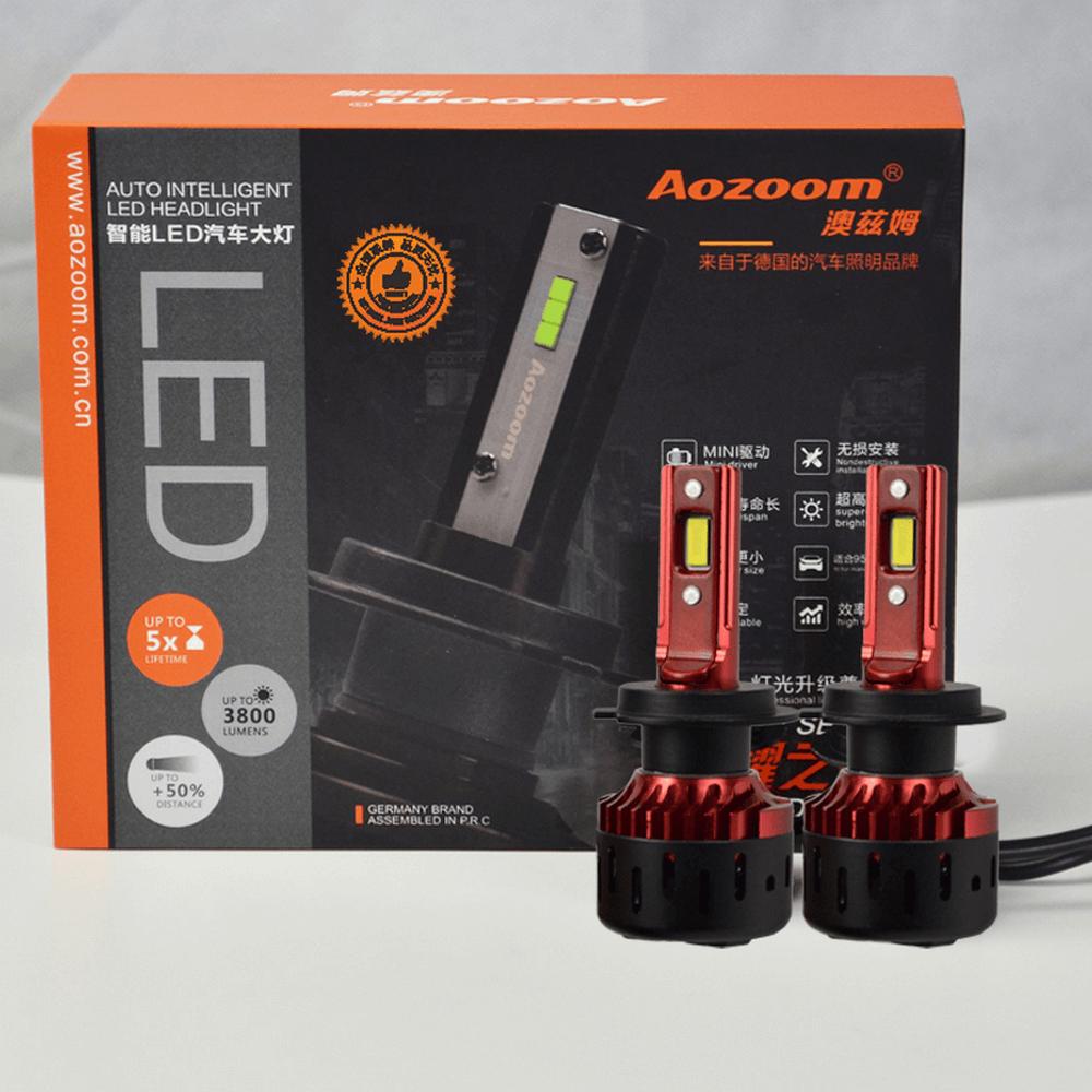 Aozoom L2-Seven Gen Auto LED Headlight Bulb