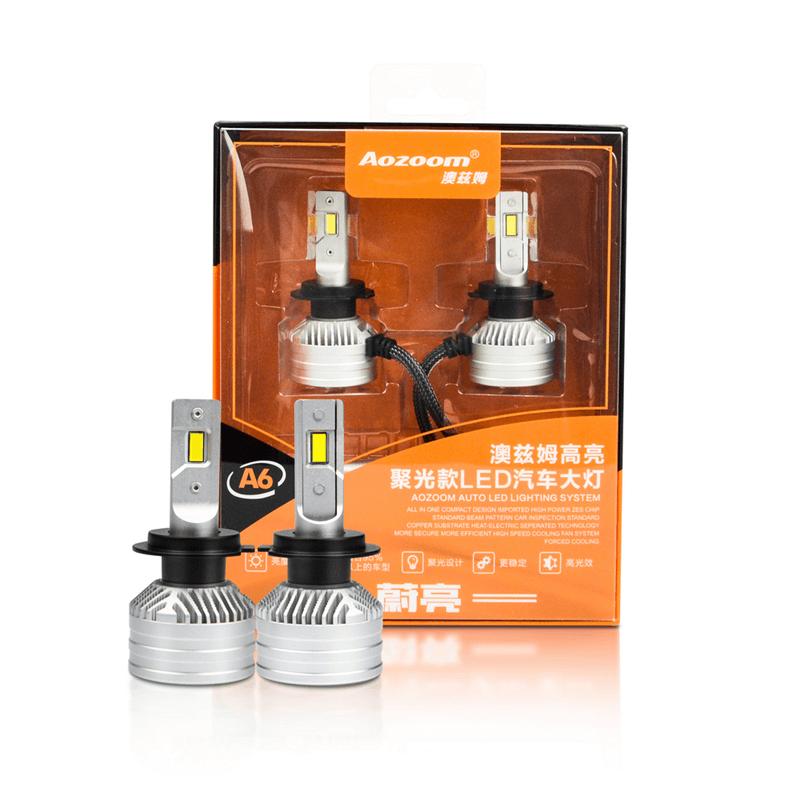 Aozoom L1-Six Gen Auto LED Headlight Bulb